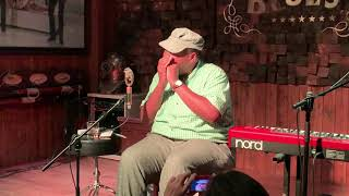 Jerron Blind Boy Paxton Live Rock and Blues Zaragoza 29/9/2019