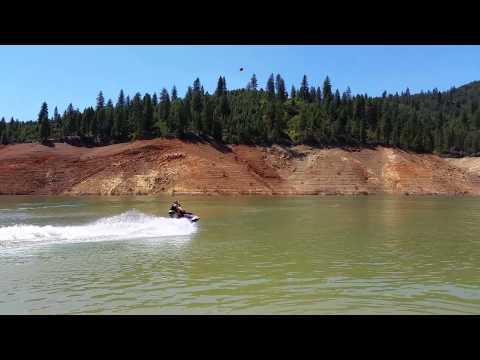 Sea-Doo Football Shasta Lake 8.16.14