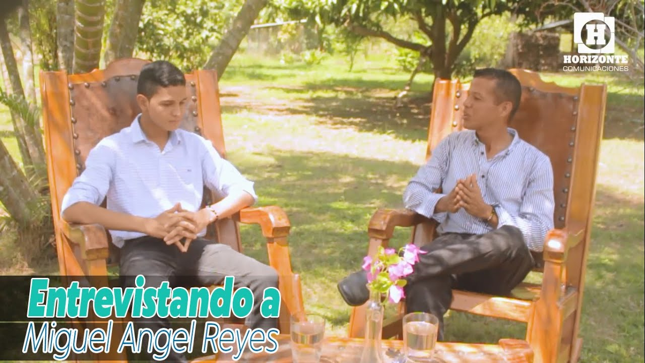 Entrevistando a Miguel Ángel Reyes, un valenciano con talento
