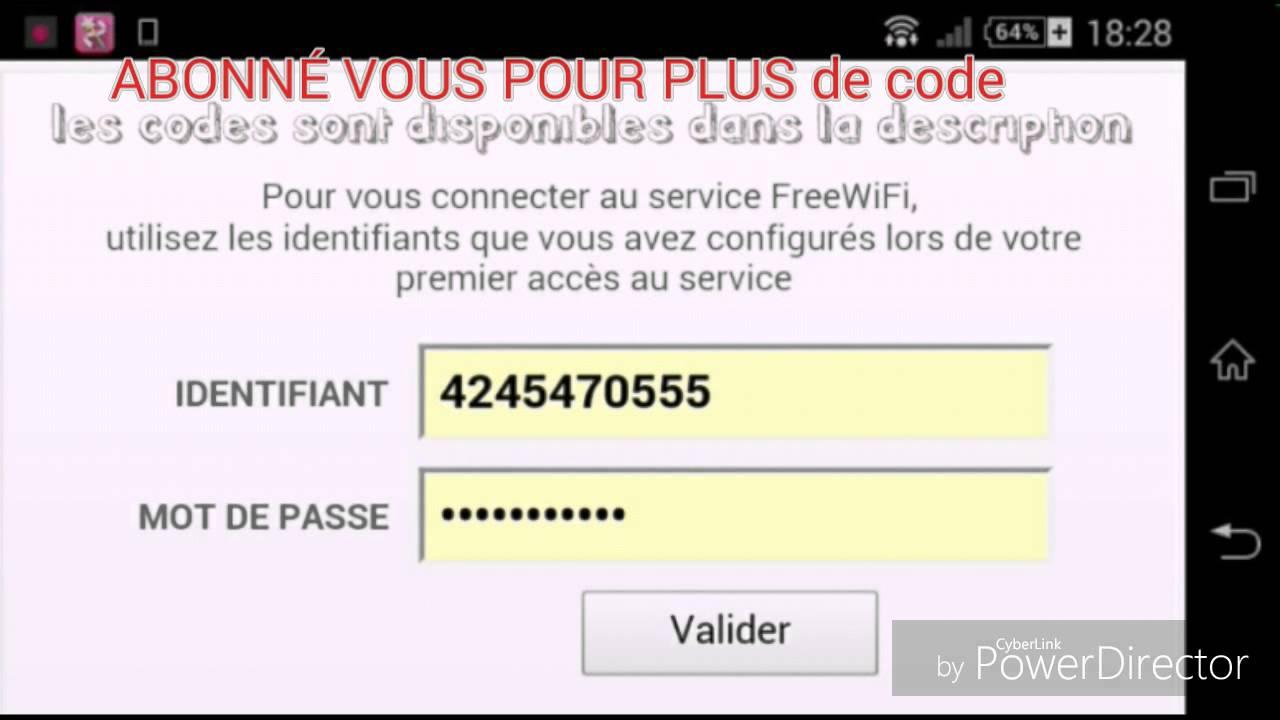 code free wifi secure gratuit 2016