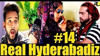 Real Hyderabadi #14 || Best Hyderabadi Comedy Video || DJ Adnan Hyd || Abdul Razzak || Acram Mcb