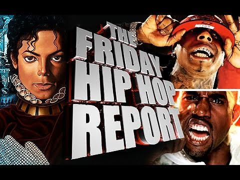 New Michael Jackson Music, Kanye Apology & T-Pain Toshiba (Friday Hip Hop Report)