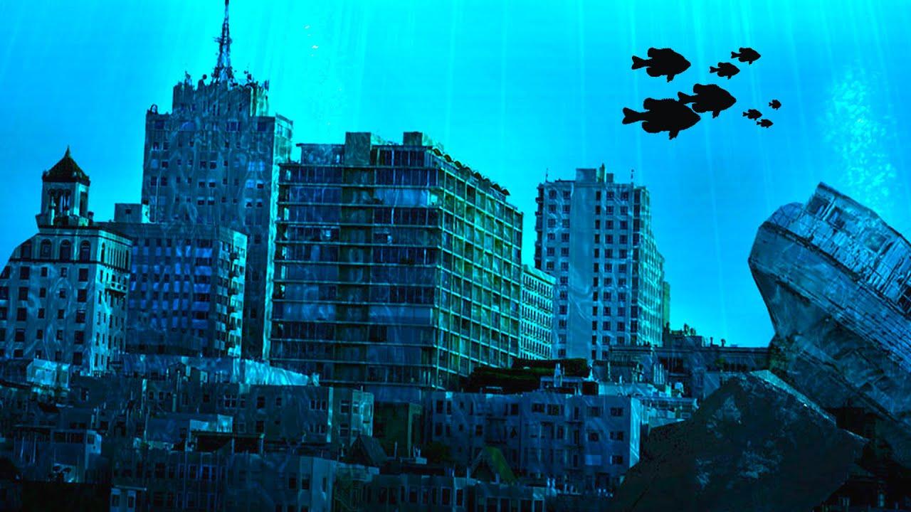 8 ciudades fantasma sumergidas bajo el mar youtube Imagenes de hoteles bajo el agua