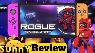 Rogue Singularity Review (Nintendo Switch Review) Best Indie Platformer On The Switch? (Video Game Video Review)