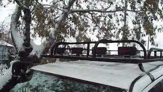 Экспедиционный багажник к Mitsubishi Pajero(коротыш)