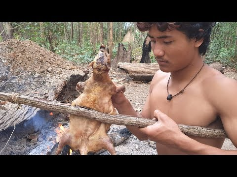 Primitive Times: Giant Squirrel with Honey and Fish Sauce