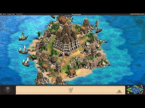 Age of Empires II en Directo - Jugando 1vs1