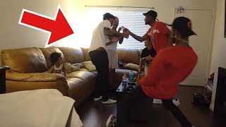 FAKE LOTTERY TICKET PRANK!!! (BEST REACTION)