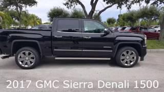 2017 gmc sierra denali 1500 crew cab