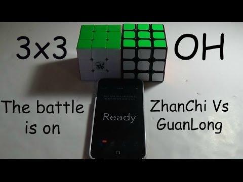 3x3 OH: ZhanChi VS GuanLong