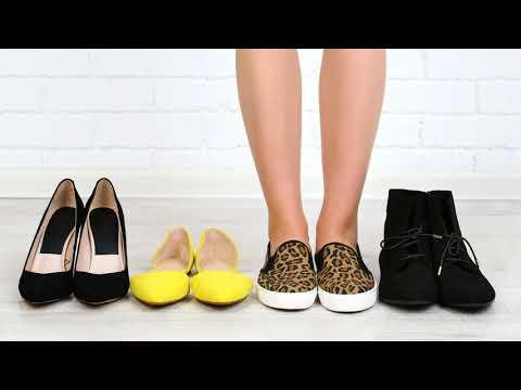 Что делать, если обувь красит ноги внутри?