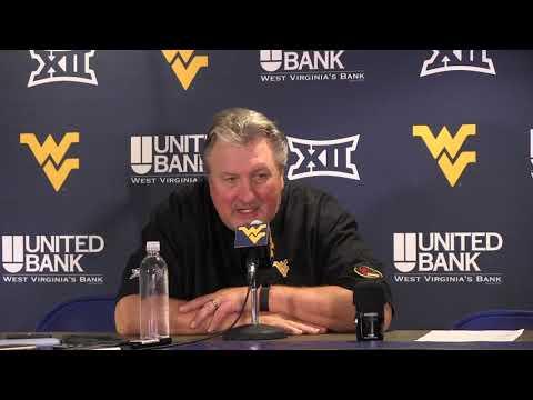 BlueGoldNews.com: WVU Basketball Bob Huggins 11/9/18