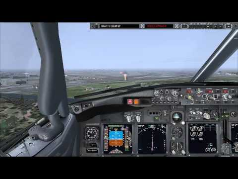 FS2Crew - PMDG 737NGX Special Bundle Pack Landing at Mega Airport Amsterdam X