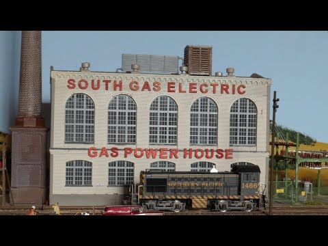 6. US Modellbahn-Convention Rodgau 2017 - SGE South Gas Electric H0
