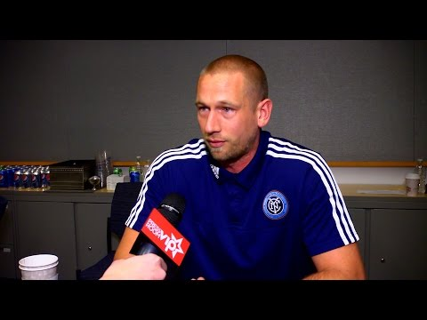 MLS Goalkeeper Josh Saunders Explains His Mentor Role For NYCFC