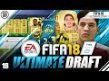NEW RECORD!!! FIFA 18 ULTIMATE DRAFT! ROAD TO GLORY! #19 - FIFA 18 Ultimate Team
