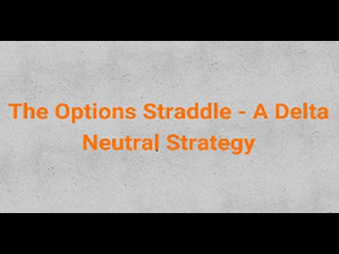 Straddle Option Strategy