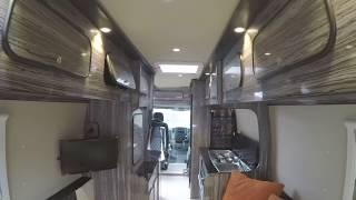 VW Crafter or mercedes sprinter camper van conversion transit