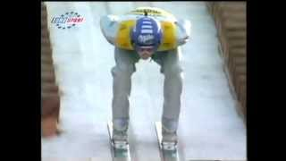 Martin Schmitt - 128.5 m - Iron Mountain 2000