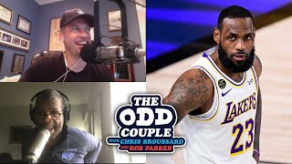 Chris Broussard & Rob Parker - What Does a 4th Title do For LeBron James' Legacy?