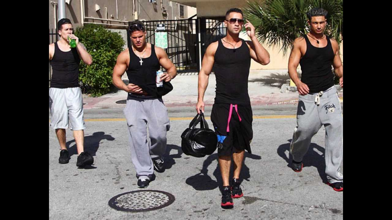 Jersey Shore - GTL song - YouTube