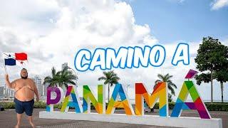 De El Salvador hacia Panamá 🇵🇦