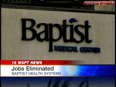 Baptist Hospital To Eliminate Jobs