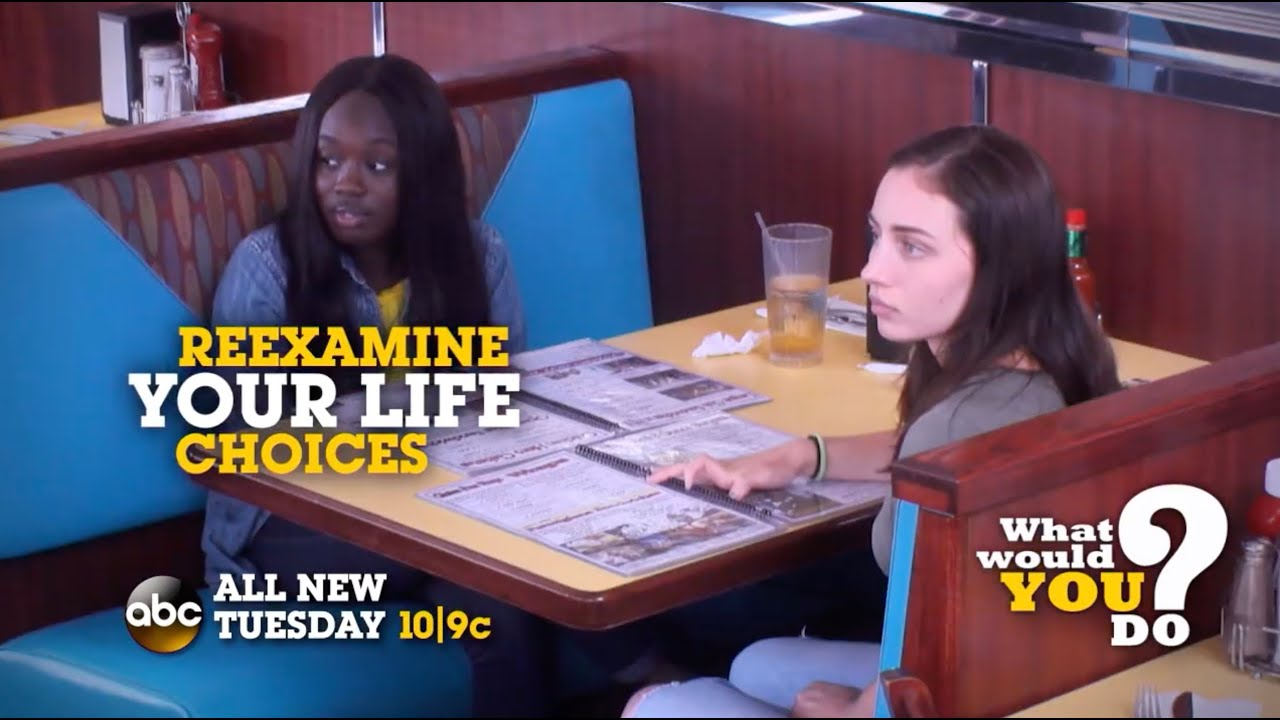 Tuesday's new WWYD on ABC: Becoming a 'sugar baby' to pay debt