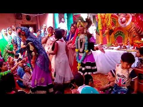 Santosh Kumar Jagran Ki Video