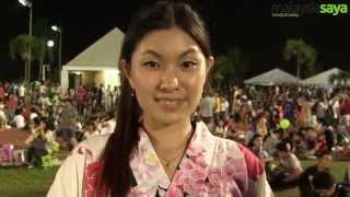 Bon Odori Shah Alam - Japanese Culture in Malaysia  (Episode 1)