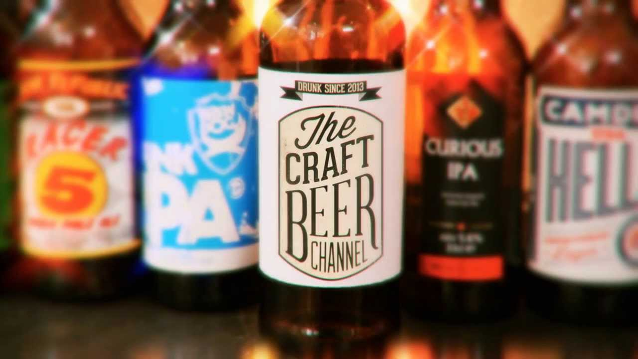 introducing the craft beer channel [ 1280 x 720 Pixel ]