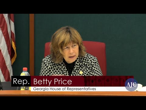 """State Rep. Betty Price suggests """"quarantine"""" for HIV patients"""