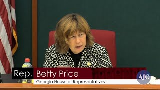 "State Rep. Betty Price suggests ""quarantine"" for HIV patients"