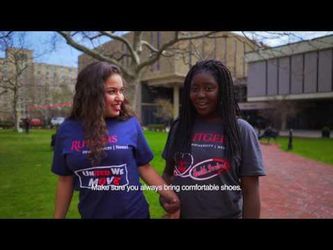 RUTGERS UNIVERSITY-NEWARK PRE-SOAR VIDEO 2017
