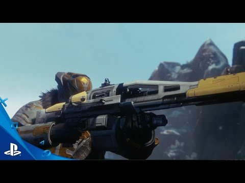 Destiny - The Collection PlayStation Exclusive Content Trailer   PS4