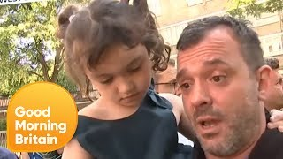 Grenfell Tower Resident Describes Frantic Escape From Burning Building | Good Morning Britain