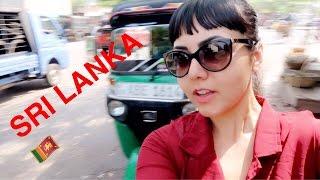 EMIRATES CABIN CREW |FOLLOW ME AROUND COLOMBO & NEGOMBO, SRI LANKA :)