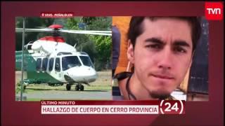 TVN - ÚLTIMO MINUTO - Hallan cuerpos en el cerro Provincia