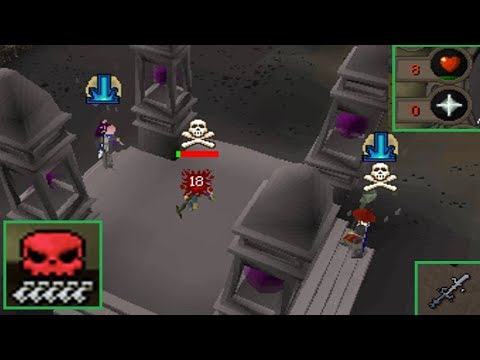 Getting A Red Skull On Deadman Mode [TYC 85]