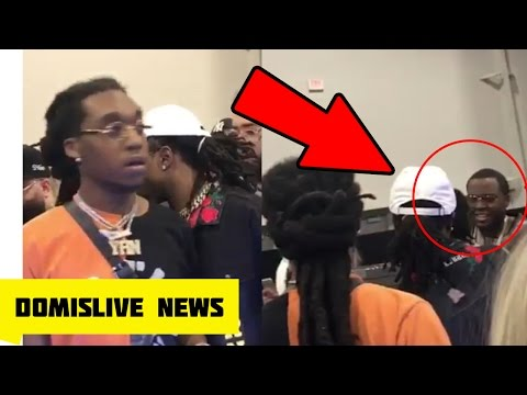 Migos (Quavo) Beat Up Sean Kingston & Stomped Him Out Over Soulja Boy Beef Video