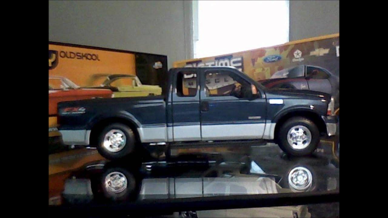 1/18 & 1/24 pickup trucks & suv. Diecast Model MY ...