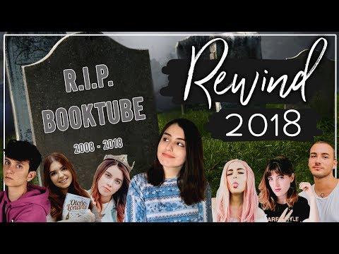 BOOKTUBE REWIND 2018 | Thank U, Next