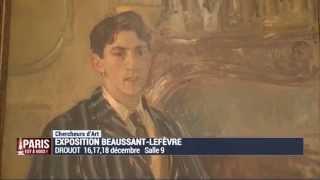 Présentation du portrait de Jean Cocteau par Jacques-Émile Blanche - 18/12/2014