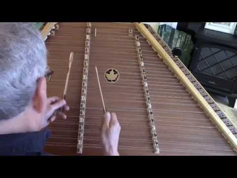 Lancaster (Appalachian folk hymn) on hammered dulcimer by Timothy Seaman
