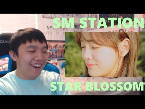 Doyoung [NCT] X Sejeong [Gugudan] SM STATION - Star Blossom MV Reaction