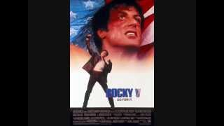 Rocky V - Street Fight (Bill Conti)