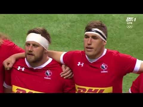 Canada v Maori All Blacks SD 1st Half