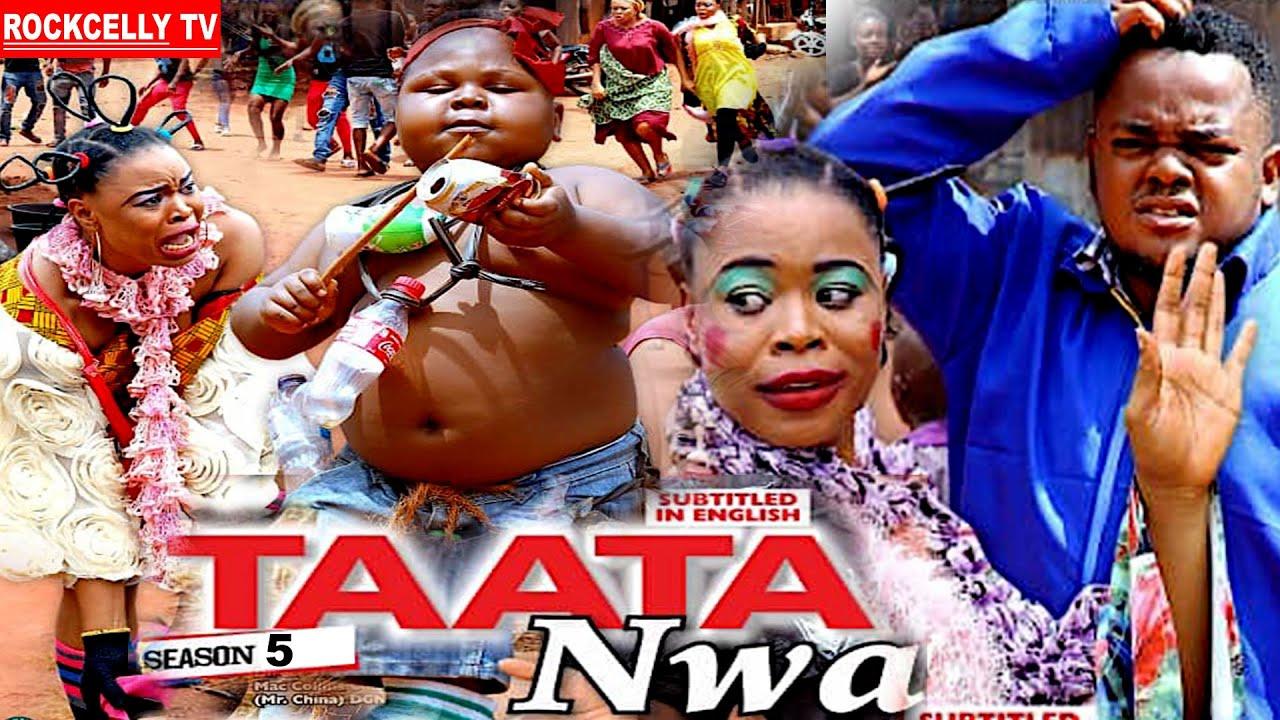 Download TAATA NWA (SEASON 5)    WITH ENGLISH SUBTITLE - OZODINMGBA Latest 2020 Nollywood Movie    HD