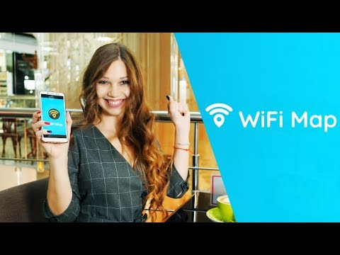 WiFi Map - Free Internet - 100m Free WiFis around the World