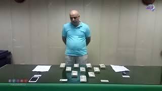 سقوط هارب من 130 سنة سجن أثناء تزويره شيكات بنكية.. فيديو